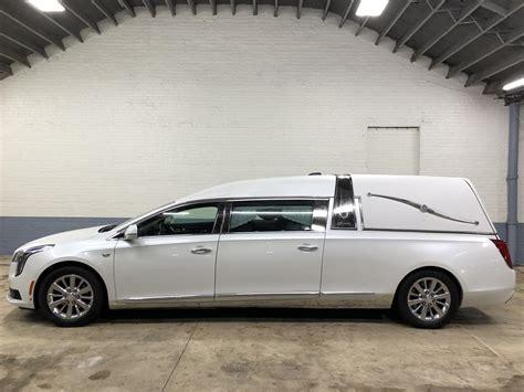 2019 Cadillac Hearse by Custom Hearse Sales American Coach Sales