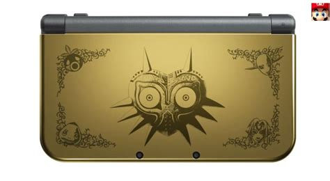 Special Edition Hori Casing New 3ds Xl take a closer look at this gorgeous majora s mask new nintendo 3ds xl gamespot