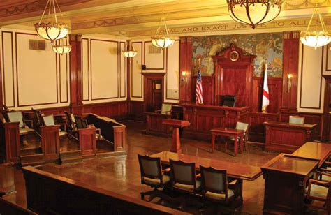 Court Rooms by Counsel Table Or Podium 171 Hercules And The Umpire