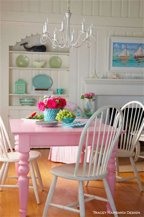cottage style kitchen table and chairs cottage style pink dining rooms turquoise and style