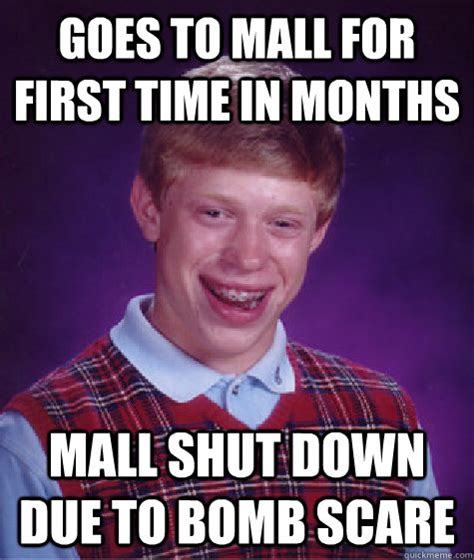 Shut Down Meme - goes to mall for first time in months mall shut down due
