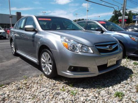 2011 Subaru Legacy 2 5i Limited by Buy New 2011 Subaru Legacy 2 5i Limited In 117 Midtown Ave