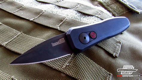 kershaw auto the smile maker kershaw launch 4 auto and the cinder