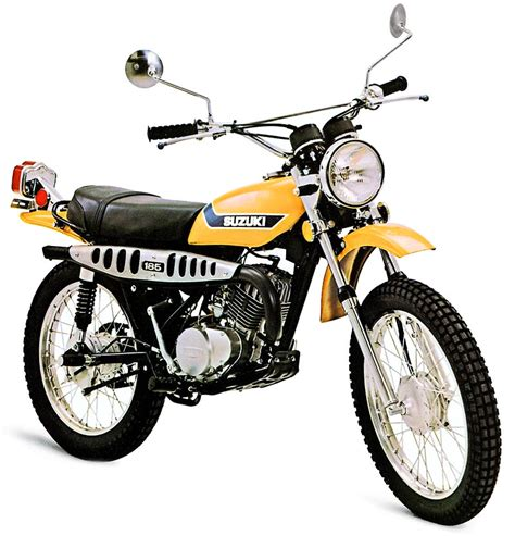 Suzuki Ts 185 Parts Suzuki Motorbikespecs Net Motorcycle Specification Database