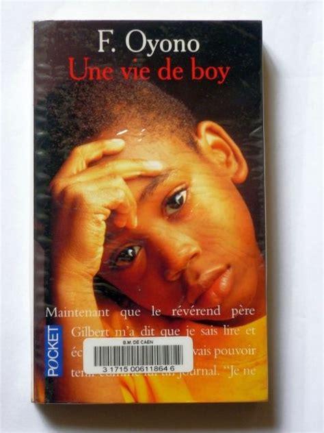 2266169289 une vie de boy une vie de boy de ferdinand oyono 233 ditions pocket 1956