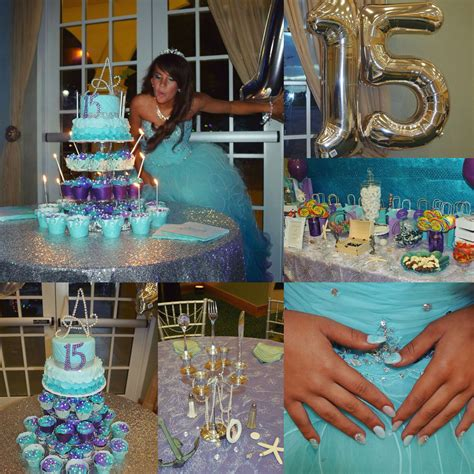 quinceanera themes under the sea angel s under the sea themed quinceanera my photography