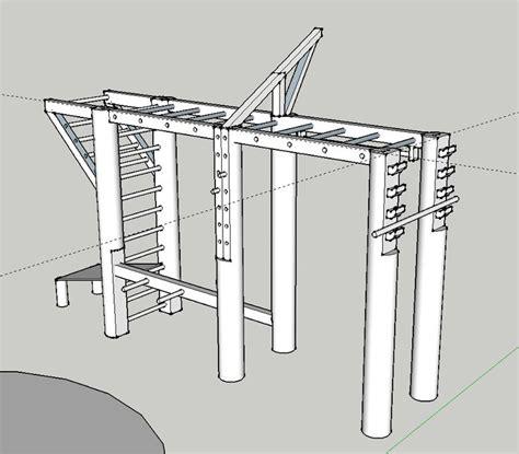 Backyard Ninja Warrior Plans the 25 best ideas about outdoor gym on pinterest