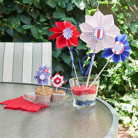 How To Make Paper Pinwheel Decorations - diy pinwheel decorations popsugar smart living