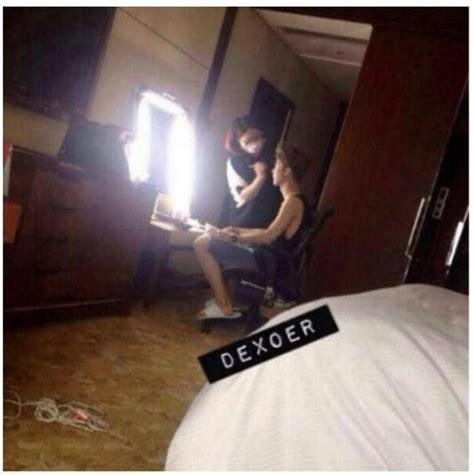 hidden cameras in bedrooms hidden camera put in luhan s room by crazy fan