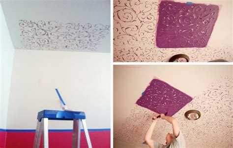 girls bedroom stencils fancy girl room makeover stencil stories stencil stories