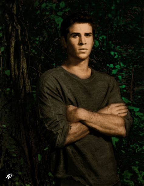 Gale Hawthorne Hunger Games | hunger games gale hawthorne