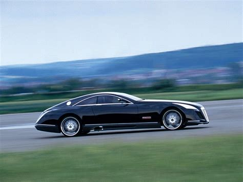 maybach mercedes coupe automotive car pictures