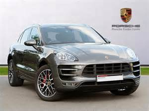 Porsche Macan Used Used 2014 Porsche Macan Turbo For Sale In West