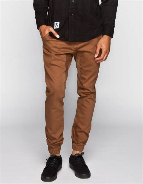 Chino Joger crash mens chino jogger joggers sweatpants on