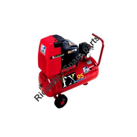 fiac spare parts for air compressor fx 95 hp 1 5