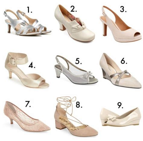 comfortable wedding shoes 9 stylish yet comfortable wedding shoes and sandals fashion