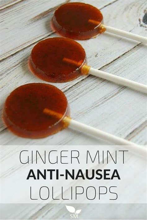 Detox Nausea Remedy by Mint Anti Nausea Lollipops Nausea