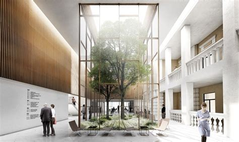 hospital design proposal gallery of competition entry we architecture and creo