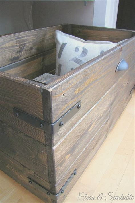 25 unique diy wooden box ideas on pinterest wooden storage crates diy frame and diy wood box