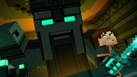 Ps4 Minecraf Story Season2 minecraft story mode season 2 ep 2 quot consequences quot review on the road to nowhere