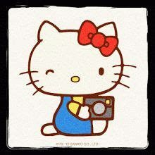 imagenes gatita rockera cara de hello kitty para imprimir la gatita de sanrio