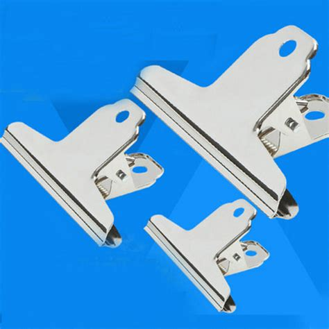 Bulldog Clip 6 145mm Penjepit Kertas Popular Grips Buy Cheap Grips Lots From China