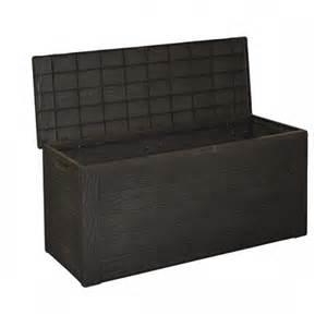 coffre de rangement pour le jardin 57x45x120 cm outils