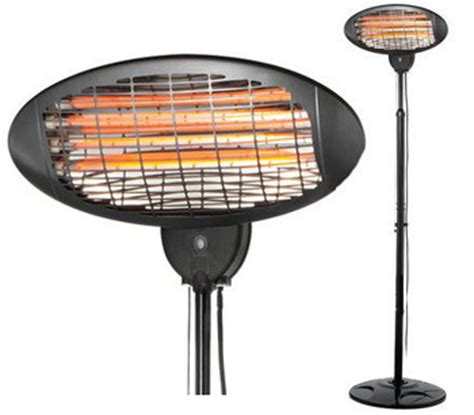 Outdoor Electric Patio Heater Best Electric Patio Heaters Uk Our Top 10 Garden Picks