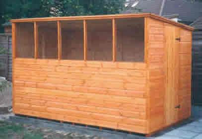 10 X 6 Shed Cheapest by 10 X 6 Pent Shed Cheapest