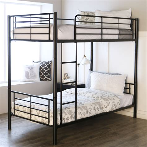 Bunk Bed by Malia Bunk Bed Reviews Wayfair