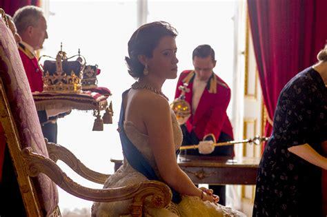 new film queen the crown trailer claire foy is netflix s queen elizabeth
