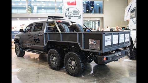toyota tundra motorhome toyota tundra 6x6 truck cer