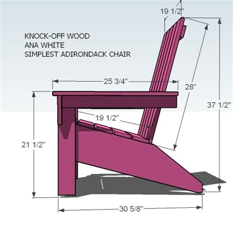 how to build an adirondack chair white s adirondack chair diy projects