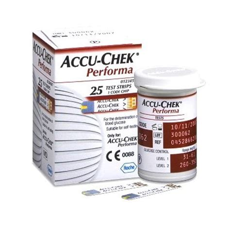 Accu Mobil Terkini accu chek gula darah untuk performa 25 pcs