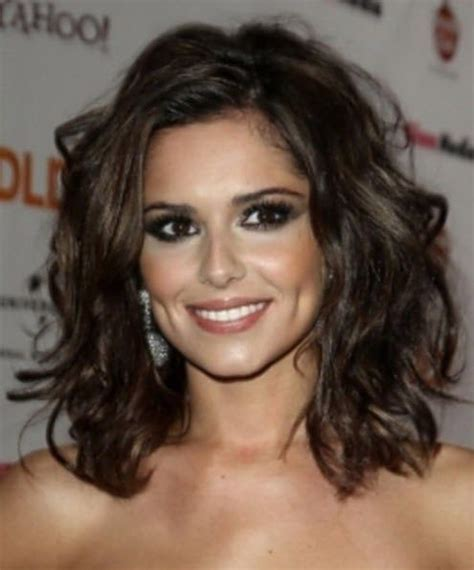 medium haircuts for thick hair pinterest medium length hairstyles thick wavy hair beauty only