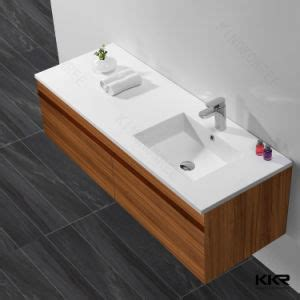 one piece bathroom sink counter corian acrylic solid surface one piece bathroom countertop