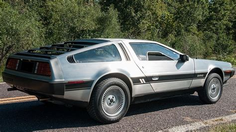 delorean dmc 12 for sale 1981 delorean dmc 12 for sale near kansas city kansas