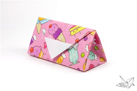 origami purse origami clutch bag purse tutorial paper kawaii