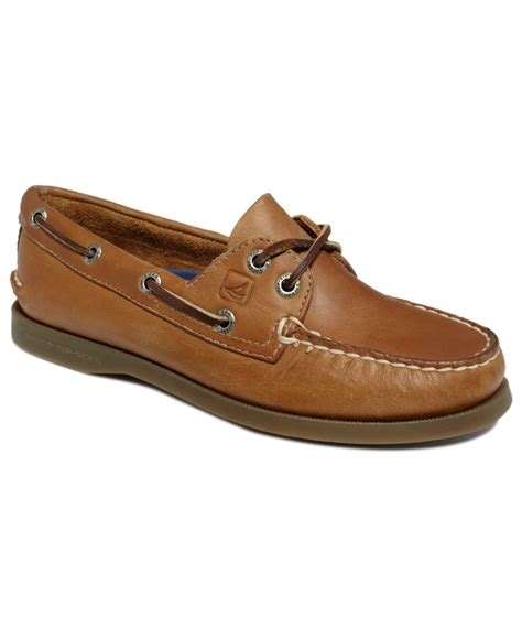 sperry s boots sperry top sider s authentic original a o boat shoes