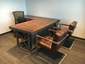 Industrial Office Desks 25 Great Ideas About Industrial Desk On