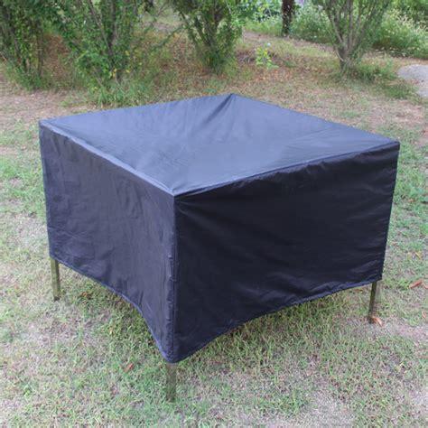 Outdoor Furniture Covers Waterproof Nz Ipree 174 123x123x74cm Outdoor 4 Seater Waterproof Furniture