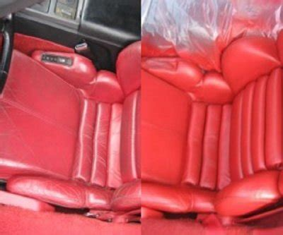 gallery  auto leather vinyl plastic dashboard seat scratch discoloration repair dye
