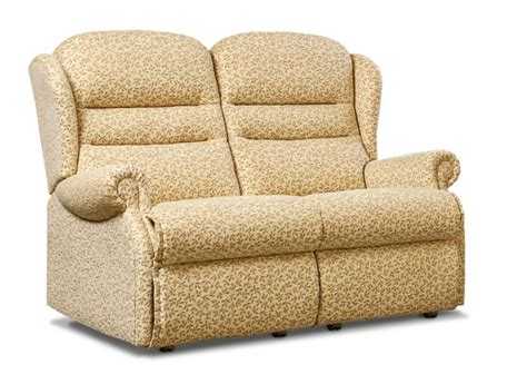 sherborne upholstery queensbury ashford standard fabric fixed 2 seater settee sherborne