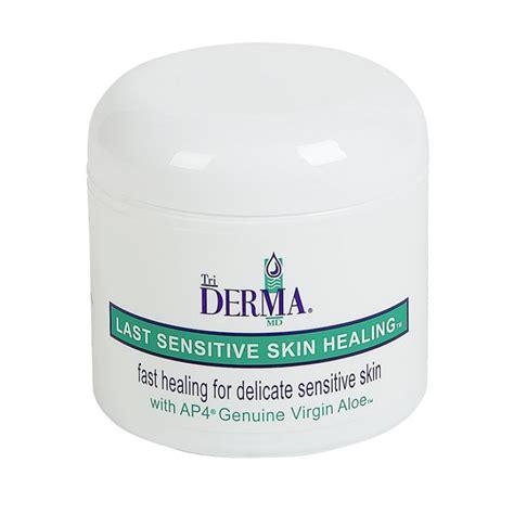 light moisturizer for sensitive skin last sensitive skin healing moisturizer triderma