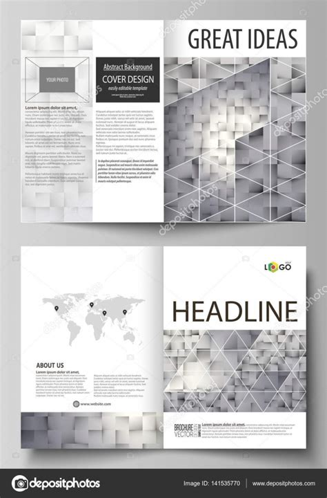 Design Vorlagen Illustrator business vorlagen f 252 r bi falten brosch 252 re flyer brosch 252 re magazin design vorlage abstrakte