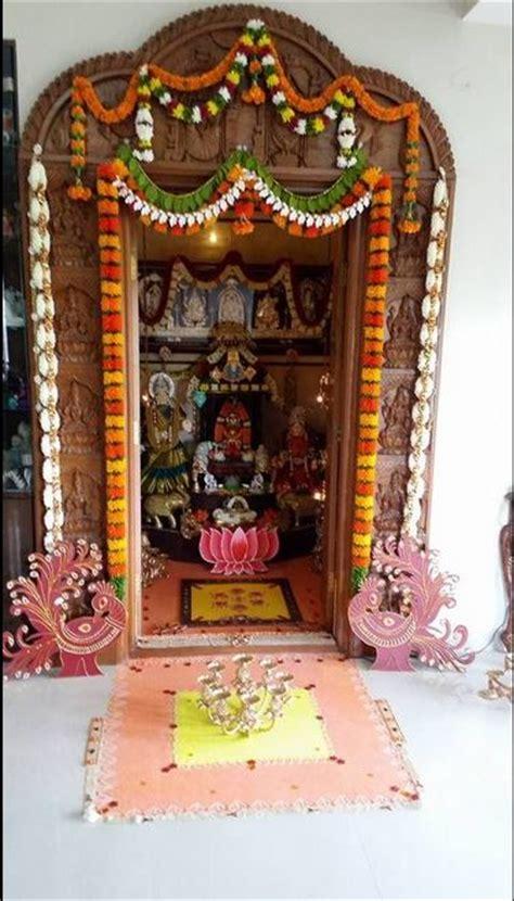 pooja room decoration ideas pooja pooja room decoration ideas for varalakshmi pooja room
