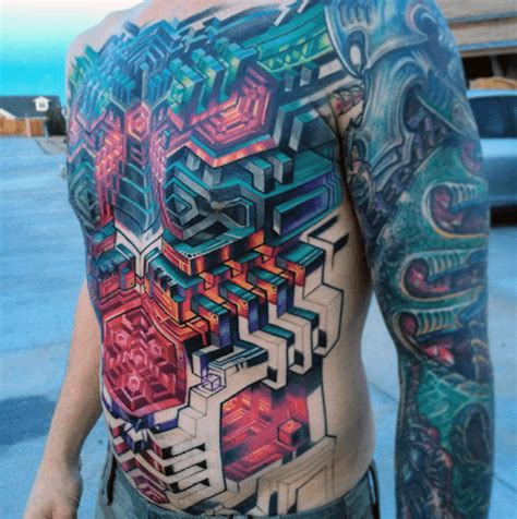 abstract tattoo for men top 80 best abstract tattoos for artistic designs