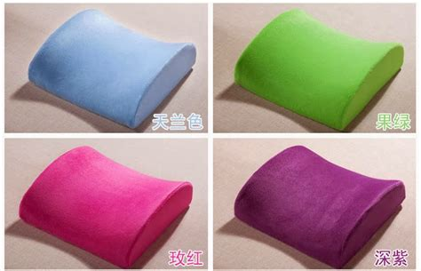 Posture Support Pillow by Memory Foam Posture Pillow Back Support Pillow Cushion