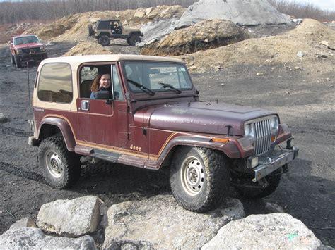 1988 Jeep Wrangler Yj Cliffster121 1988 Jeep Yj Specs Photos Modification Info