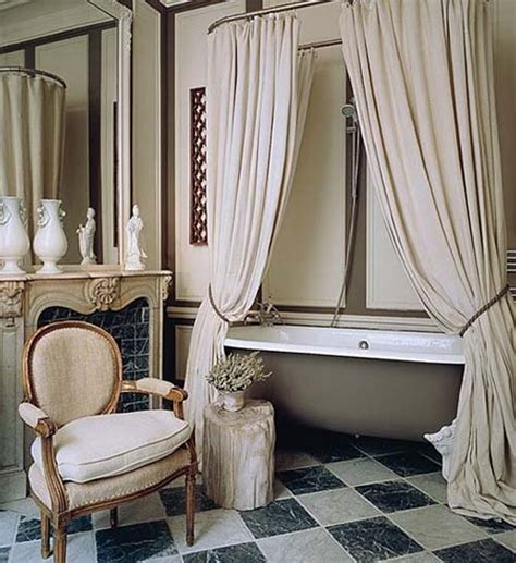 best shower curtain for clawfoot tub is it difficult to install a clawfoot tub shower